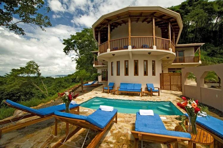 Costa Rica Luxury Retreat Rentals