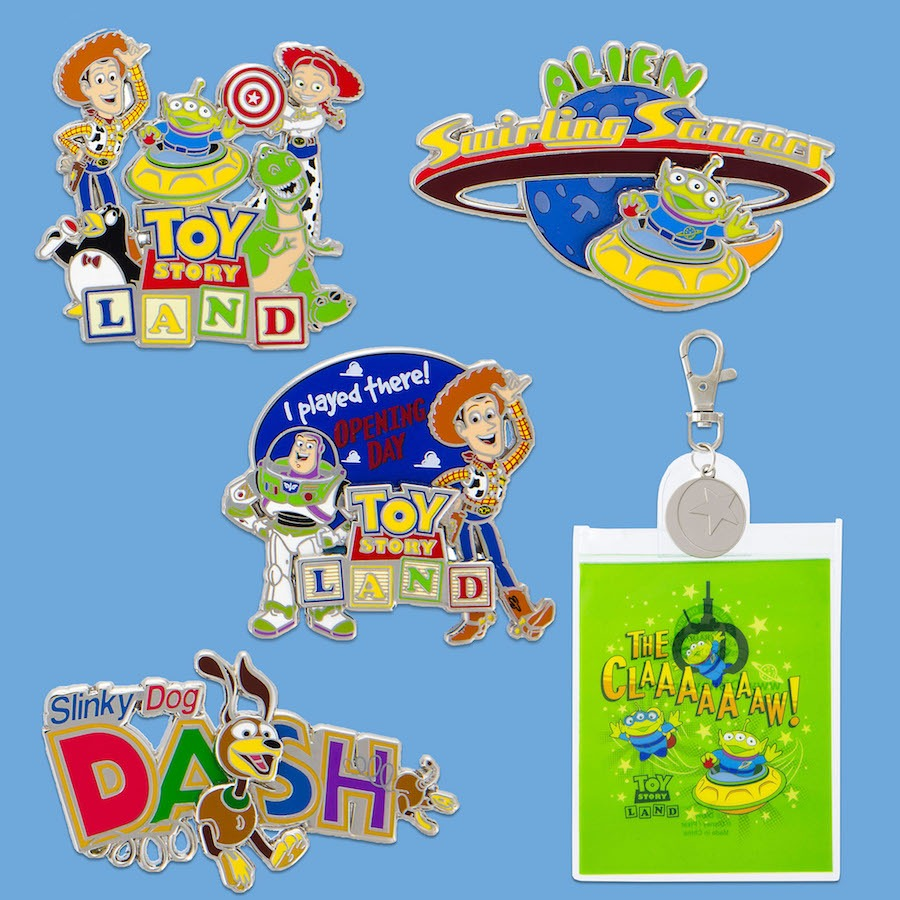 Toy Story Land Merchandise Disney's Hollywood Studios Walt Disney World