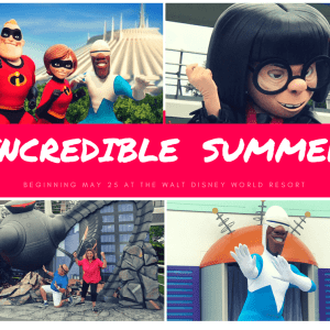 Grab Your Super Suit Because It's Shaping Up To Be An Incredible Summer At The Magic Kingdom At Walt Disney World