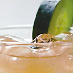 Cool Off With The Cucumber Sunrise Signature Cocktail Recipe From Carnival Cruise
