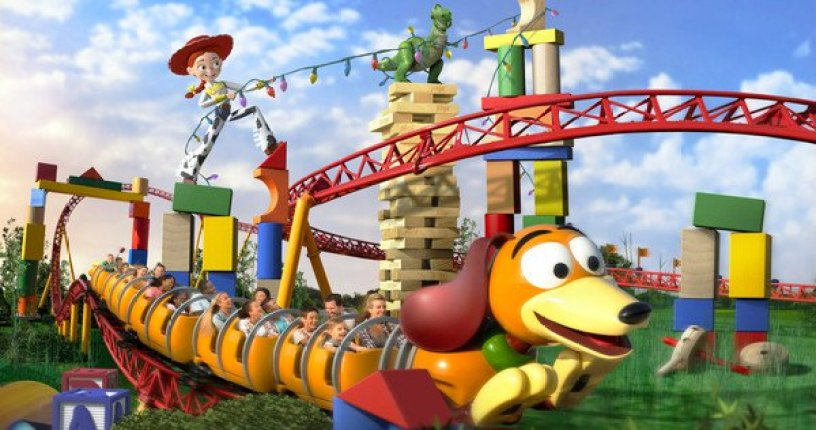 Here S Our Top 7 Things You Can T Miss At Toy Story Land