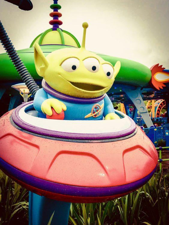 Toy Story Land Disney's Hollywood Studios Walt Disney World
