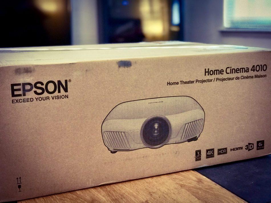 Epson 4010 Home Cinema Projector Best Buy