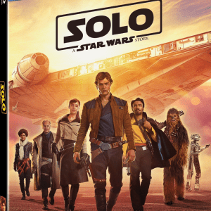 """Lucasfilm's """"Solo: A Star Wars Story"""" Arrives To Homes Digitally on Sept. 14 and on Blu-ray Sept. 25"""
