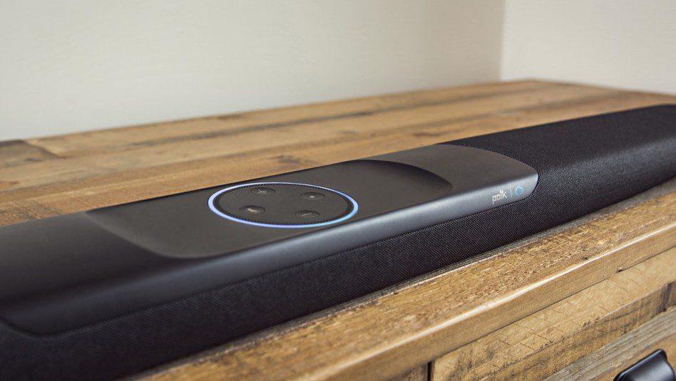 Polk Command Bar With Amazon Alexa Built In Best Buy