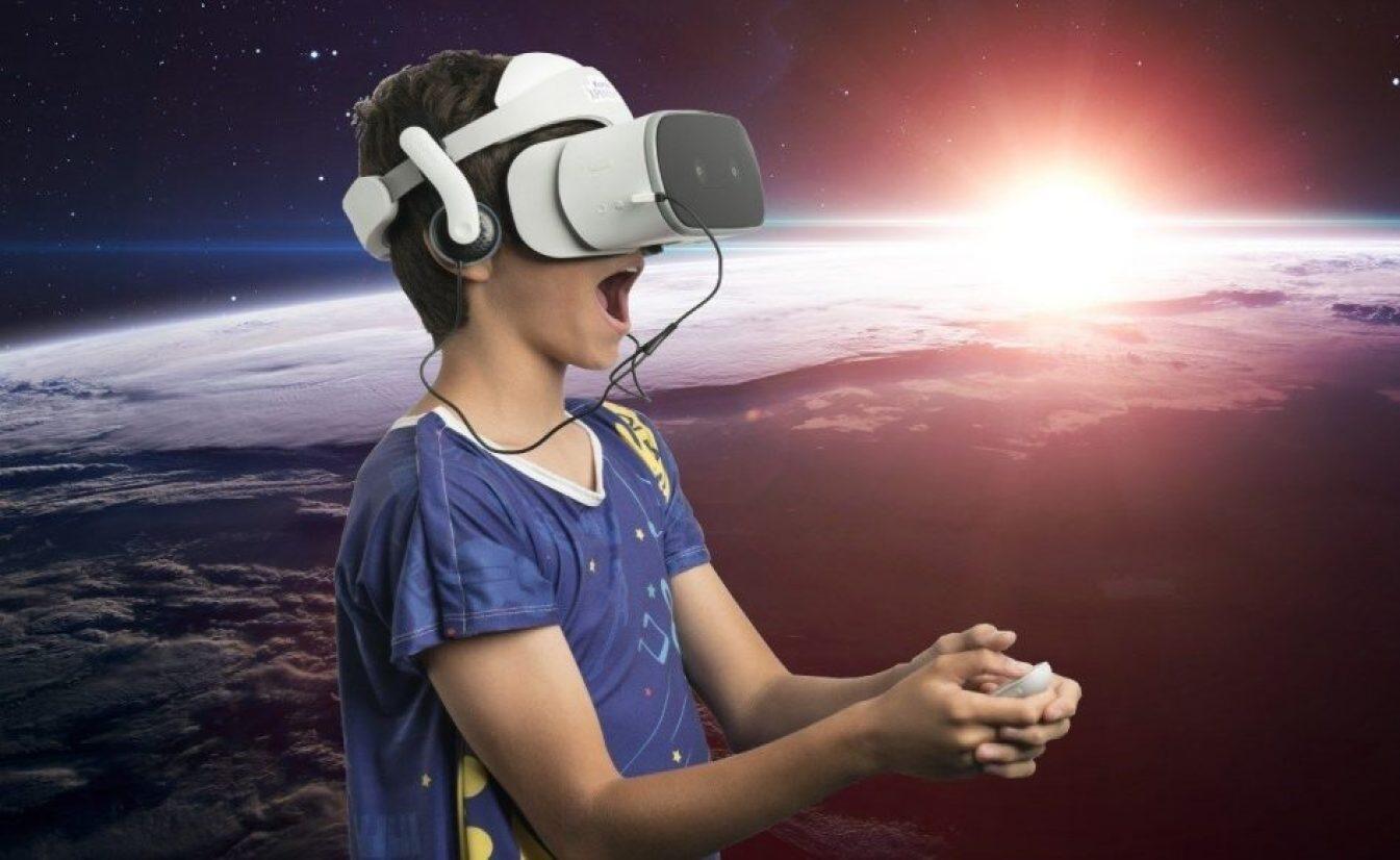 Starlight Foundation VR Xperience