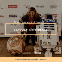 The Starlight Xperience Transports Hospitalized Children On Magical Journeys With An All New VR Experience