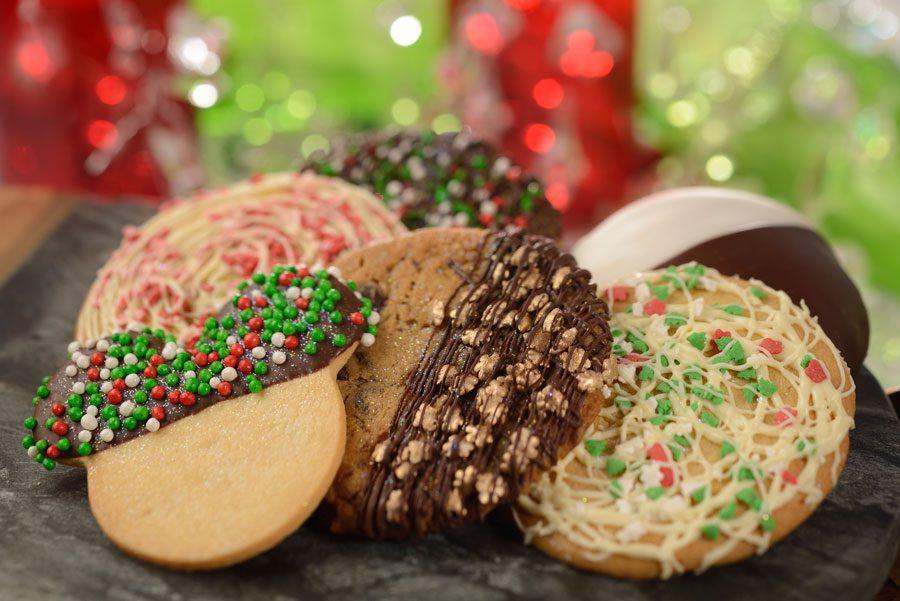 Epcot Cookie Stroll Christmas Walt Disney World