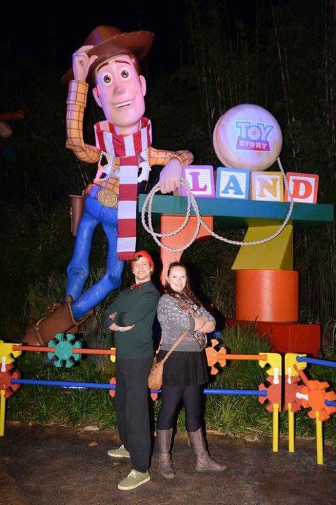Toy Story Land Disney's Hollywood Studios Disney After Hours #DisneyAfterHours