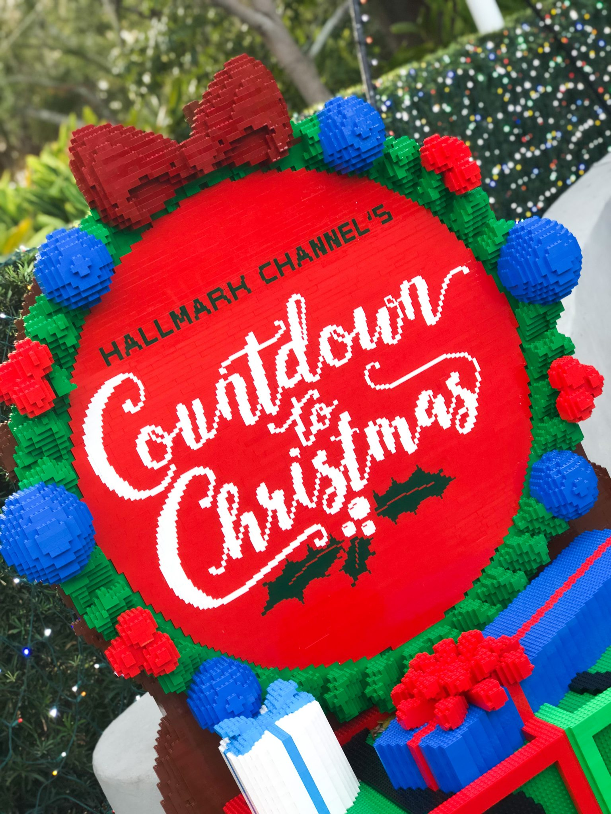 LEGOLAND Florida Christmas Bricktacular #BuiltForChildren