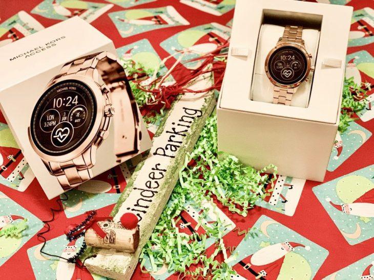 Michael Kors Access Runaway Smartwatch Best Buy