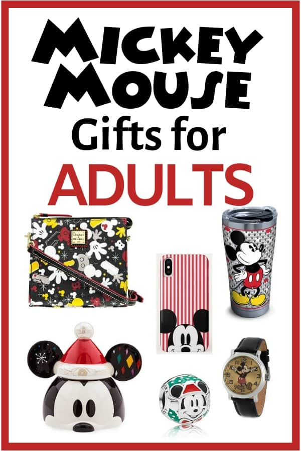 Awesome Mickey Mouse Gifts For Adults Disney Insider Tips