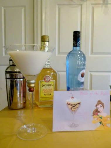 Beauty and the Beast party3