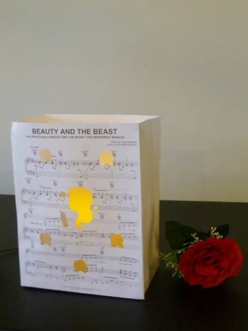 Beauty and the Beast party7