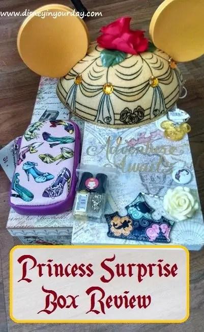 princess surprise box