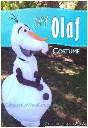 DIY-Olaf-Costume