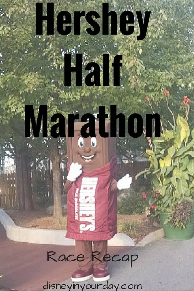 Hershey Half Marathon - Disney in your Day