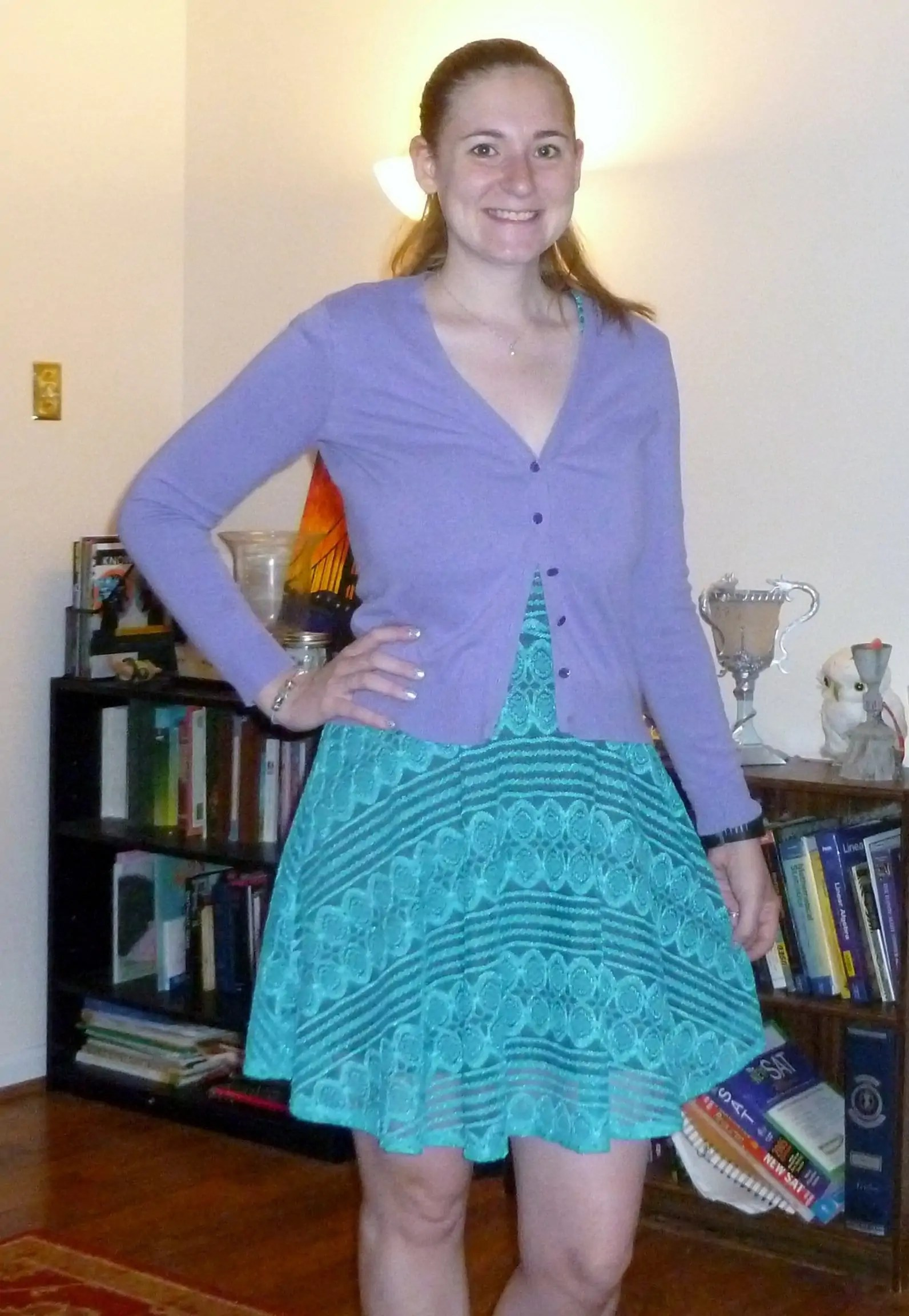The dress ariel wore -  In Trying A Disney Bound So I Headed To My Closet To See What I Might Have Available I Decided To Go With An Ariel Disney Bound I Wore A Green Dress