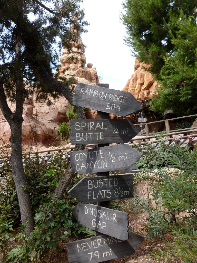 Disney World vs. Disneyland: Big Thunder Mountain Railroad