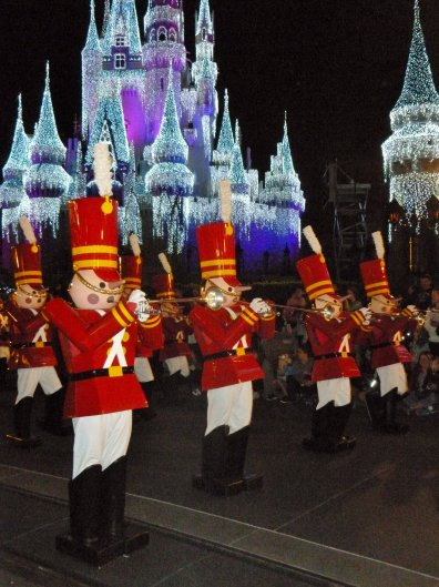 Mickey's Very Merry Christmas Party - Disney in your Day