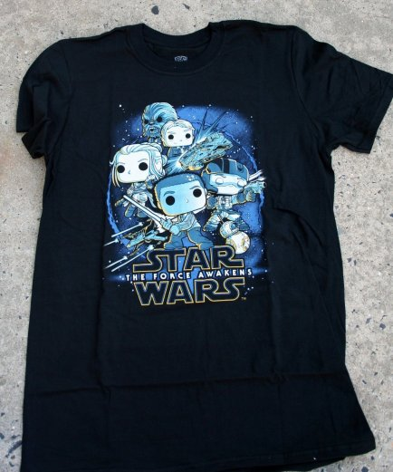 Star Wars subscription box - Disney in your Day