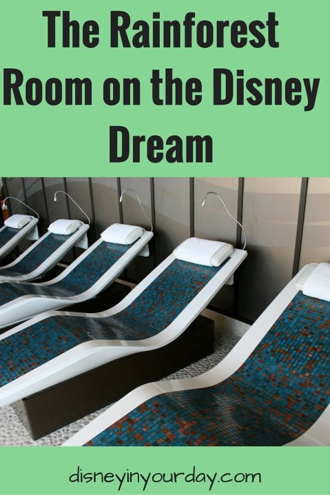 Rainforest Room - Disney in your Day