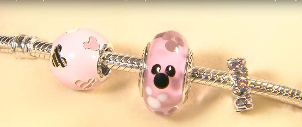 New Disney Pandora charms!