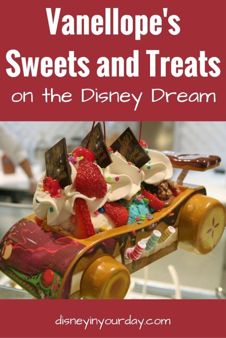 Vanellope's Sweets and Treats - Disney in your Day