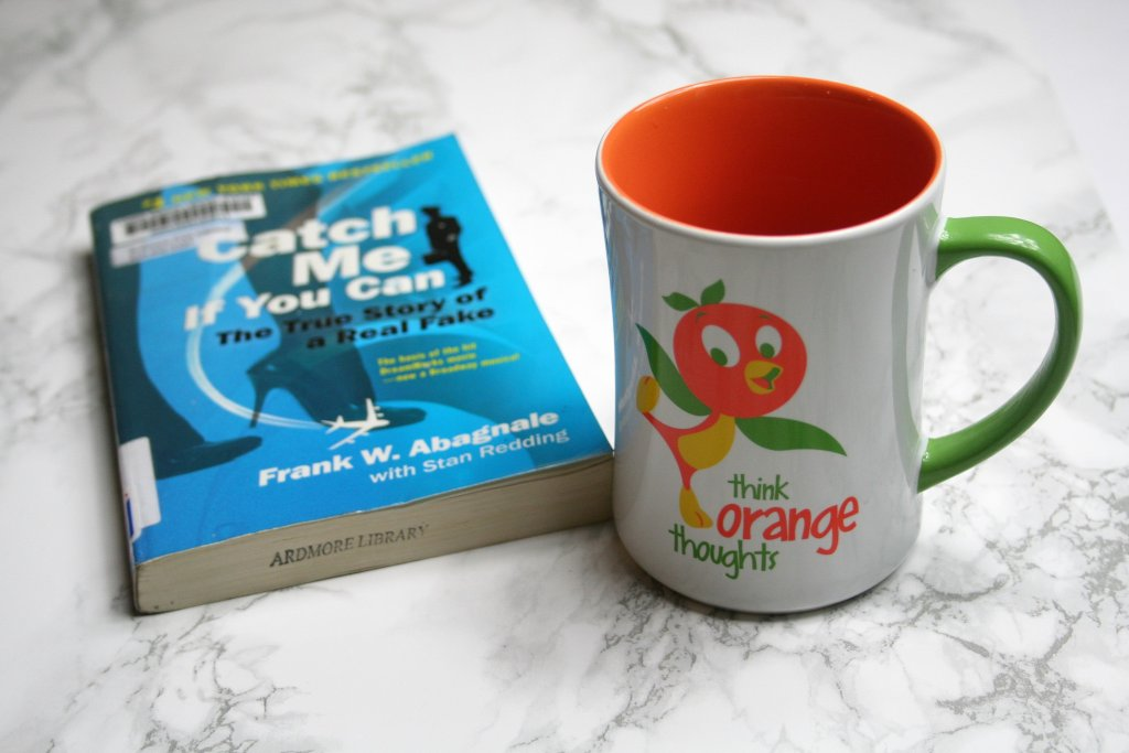 Disney mug of the month: Orange Bird