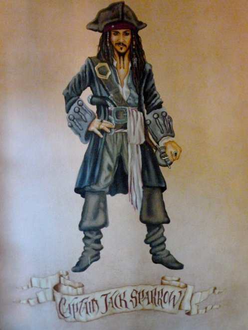 Pirates of the Caribbean - Disney in your Day