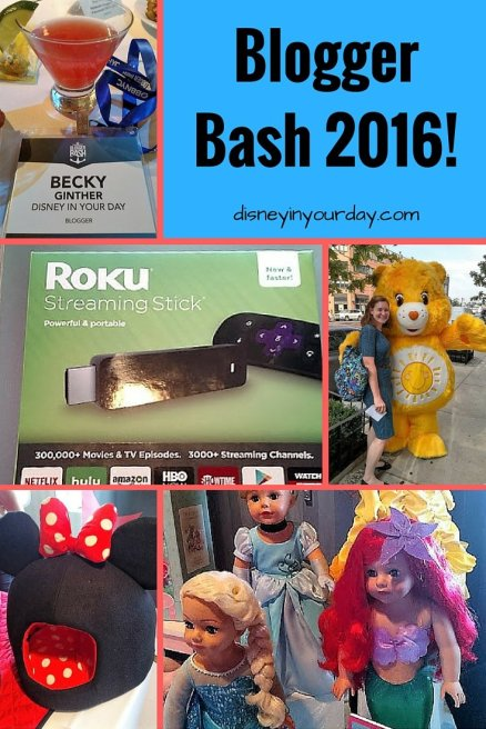 Blogger Bash 2016!