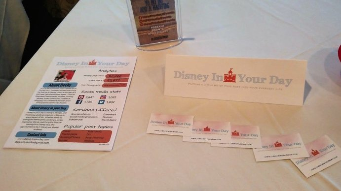 Blogger Bash - Disney in your Day