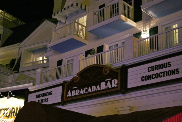 Abracadabar - Disney in your Day