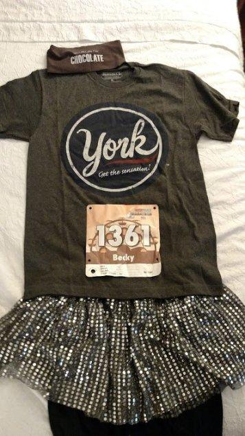 Hershey half marathon 2016 recap