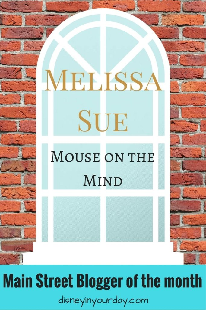 Main Street Blogger of the Month: Melissa Sue
