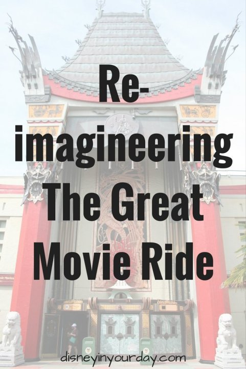 The Great Movie Ride - Disney in your Day