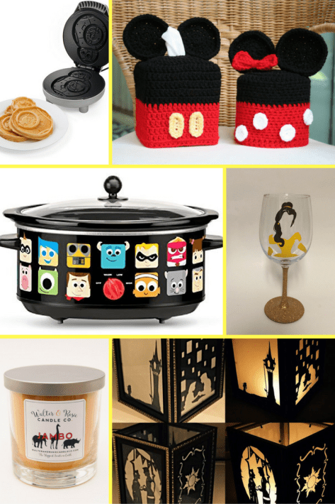 Unique gifts for Disney lovers - Disney home goods - Disney in your Day