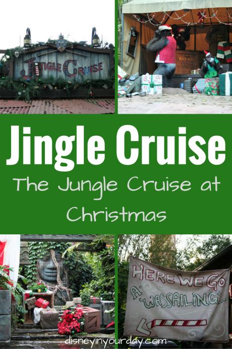 Jingle Cruise - Disney in your Day