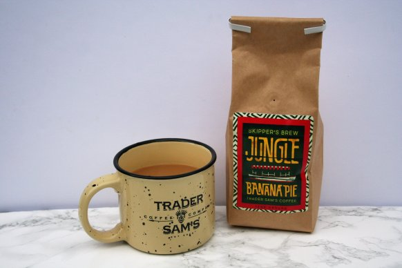 Trader Sam's Coffee - Disney in your Day
