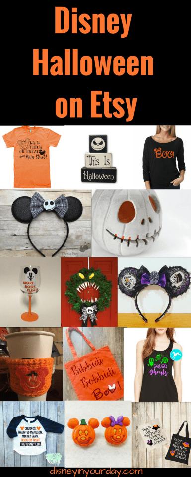 Disney Halloween - Disney in your Day