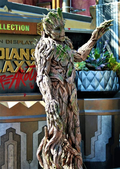 Guardians of the Galaxy: Mission Breakout - Disney in your Day