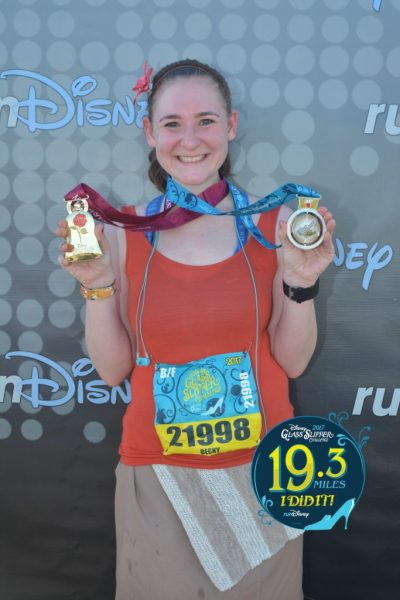 Training tips for the Princess Half Marathon - Disney in your Day