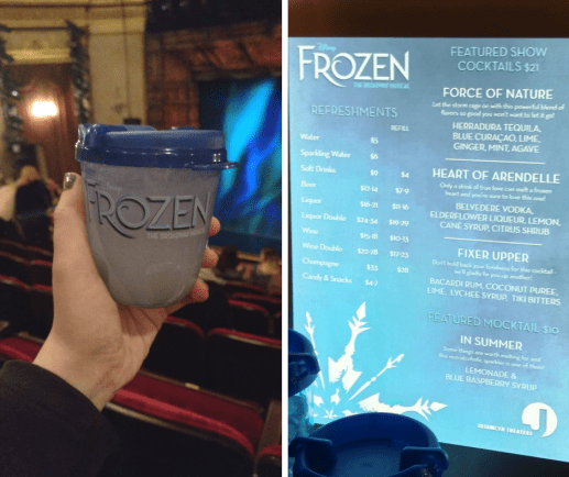 Frozen the Musical - Disney in your Day