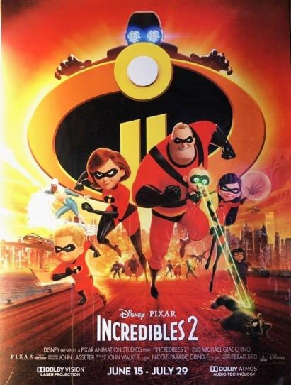 Incredibles 2 - Disney in your Day
