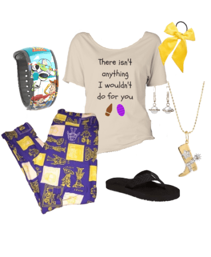 Toy Story shirts - Disney in your Day