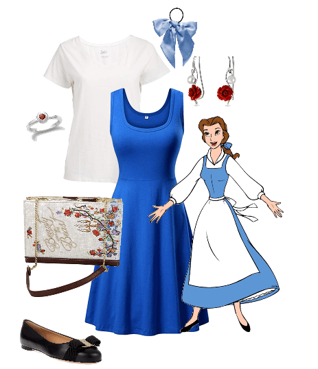 Belle Disney Bound - Disney in your Day