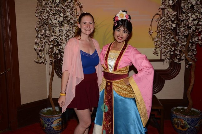 Mulan Disney Bound - Disney in your Day