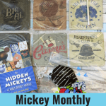 Mickey Monthly unboxing – October 2018