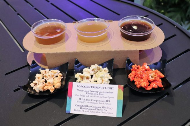 Festival of the Arts food - Disney in your Day