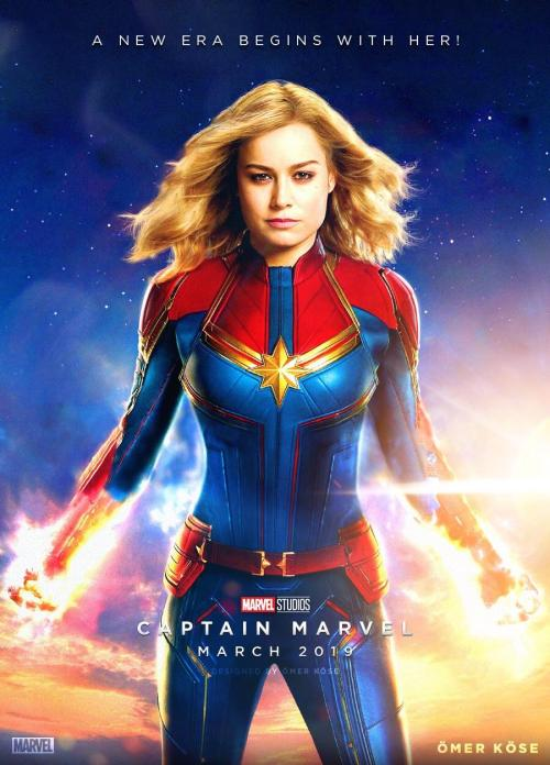 Captain Marvel review - Disney in your Day